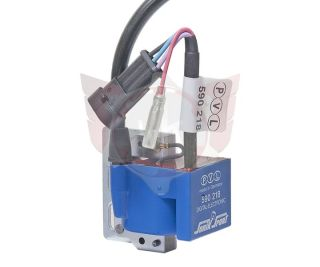 Zündspule digital mit Betriebsstundenzähler 590218