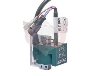 Zündspule digital mit Betriebsstundenzähler 590219