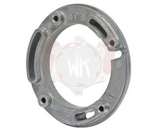 Grundplatte Aluminium Ø93,95mm für Stator PVL