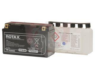 Batterie 12V-6,5Ah unbefüllt RTX