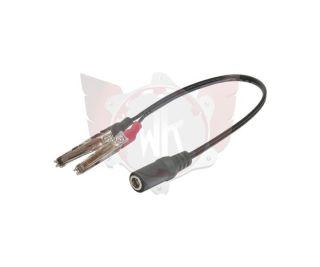 Adapterkabel für Ladegerät 125