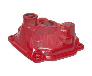 Zylinderkopfdeckel, rot