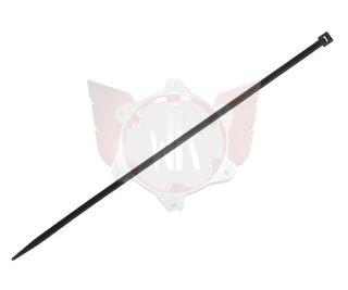 Kabelbinder 280x4,8mm schwarz (100 Stück)