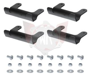 CHASSIS PROTECTOR SET 4 STÜCK AUS
