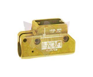 Gehäuse Hauptbremszylinder gold V11/V10/