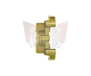 Bremssattel-Hälfte R/L V10/D24 gold