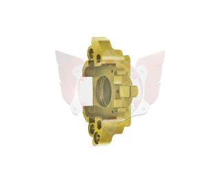 Bremssattel-Hälfte R/L V10/D24 gold mit