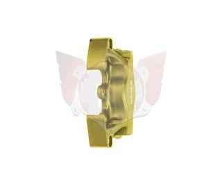 Bremssattel-Hälfte R V09/V11 gold mit