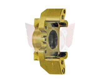 Bremssattel-Hälfte R V09/V10/V11 gold