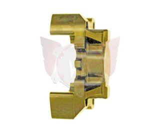 Bremssattel-Hälfte L V09/V10/V11 gold