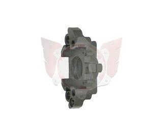Bremssattel-Hälfte R/L V10/D24 schwarz