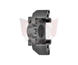 Bremssattel-Hälfte rechts V09/V10 30 schwarz