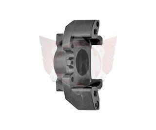 Bremssattel-Hälfte R V09/V10/V11 schwarz