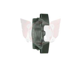 Bremssattel-Hälfte L V11/V09/V05 schwarz