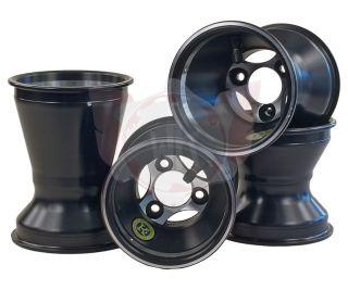 FELGENSATZ ALUMINIUM 125ccm 130/180mm