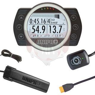 UNIGO 7006 KIT 1 DISPLAY SCHWARZ MIT GPS UND