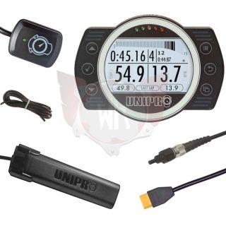 UNIGO 7006 KIT 2 DISPLAY SCHWARZ MIT GPS UND