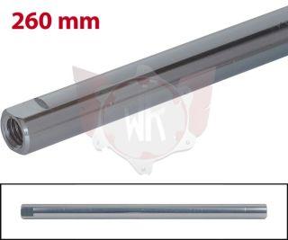 SPURSTANGE RUND 260mm  TITAN ELOXIERT