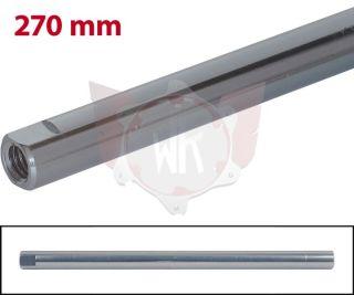 SPURSTANGE RUND 270mm  TITAN ELOXIERT