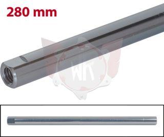 SPURSTANGE RUND 280mm  TITAN ELOXIERT