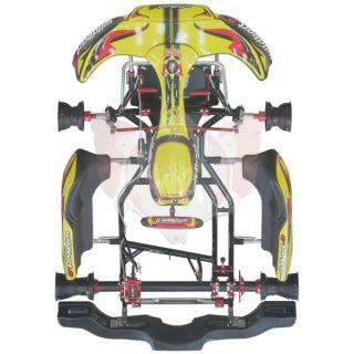 GHIBLI KF RACING NA2 MIT BREMSE