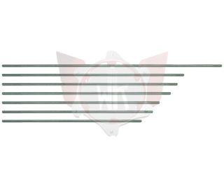 BREMSSTANGE STAHL M6x340